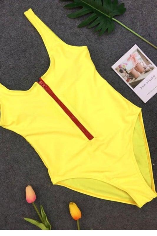 Mello Yellow Swim