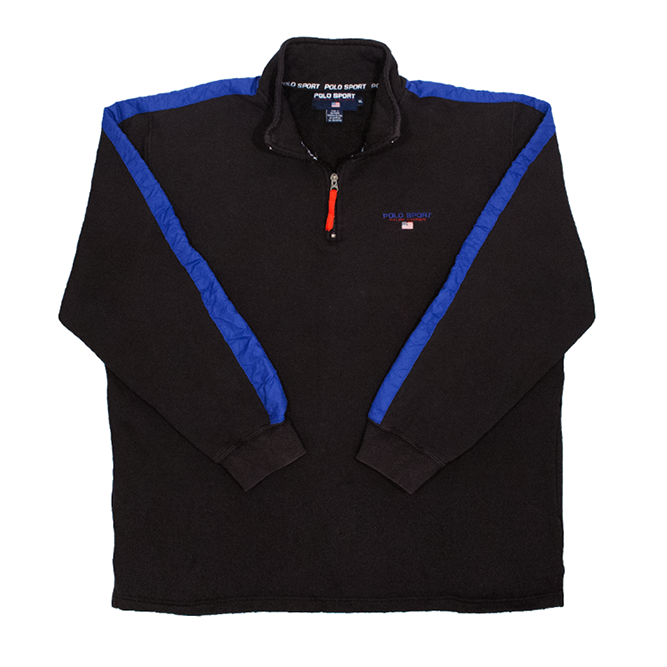 Image of Polo Sport Ralph Lauren Vintage 1/4 Zip Sweatshirt