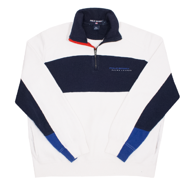 Image of Polo Sport Ralph Lauren Vintage 1/4 Zip