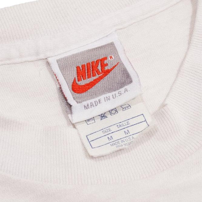 Image of Nike Vintage Grey Tag Jordan T-Shirt Artwork by Mark Ryden