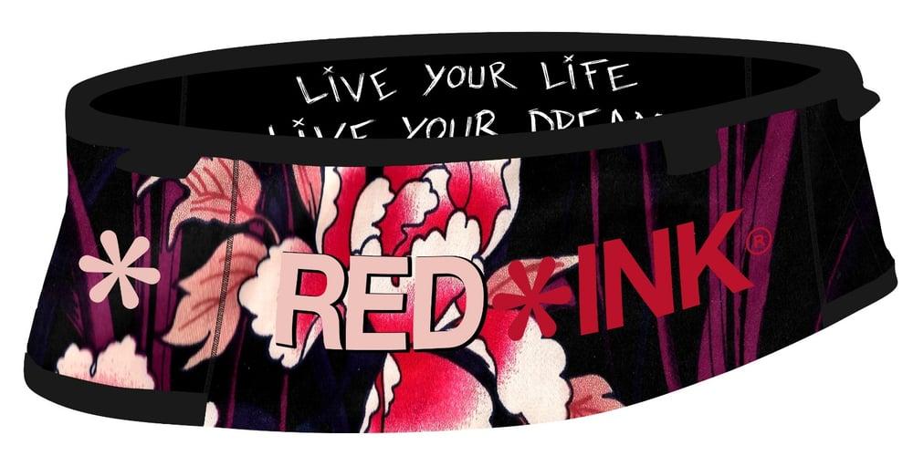 Image of CINTURÓN RED*INK ROSA