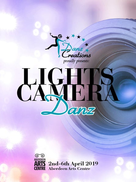 Image of PRE-ORDER Lights, Camera, Danz - 2019