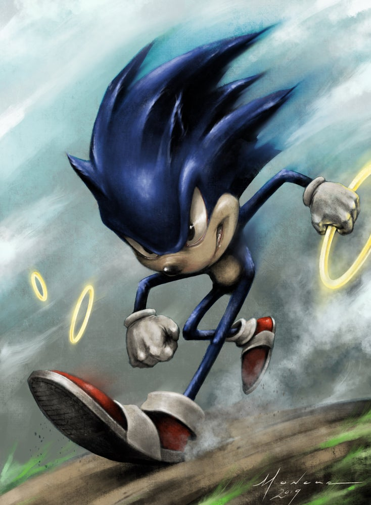 Image of Sonic