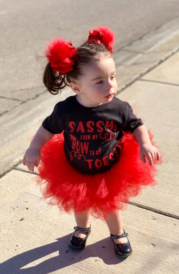 Image of Red Tutu