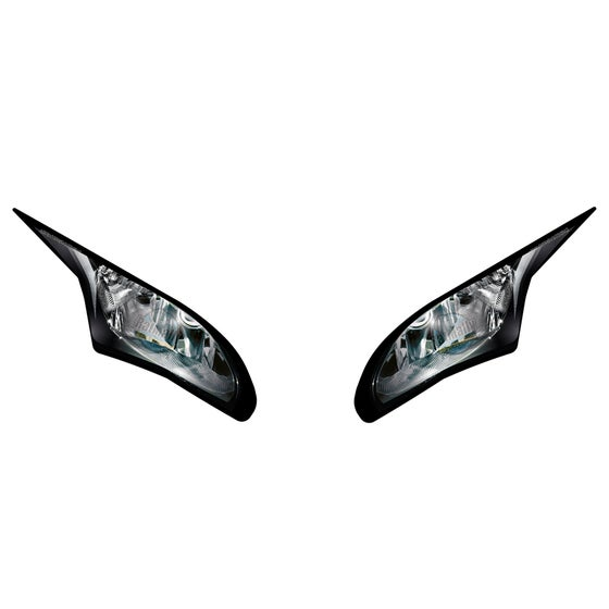 Image of Headlight Stickers – To fit Kawasaki ZX10R 2015>