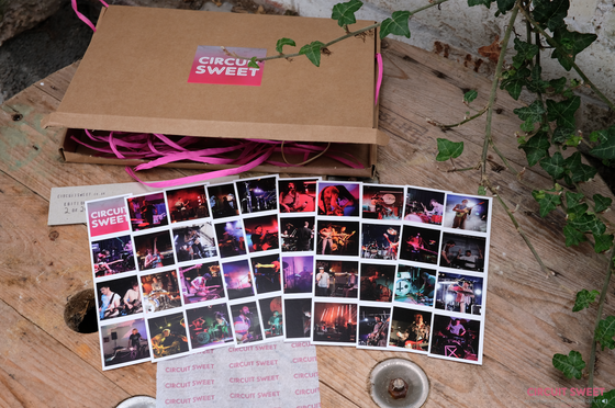 Image of Circuit Sweet 10 Year Photo Reel - Limited Edition Prints