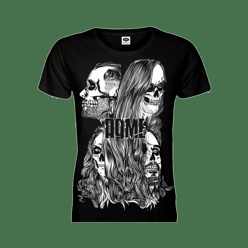 "Image of T-Shirt ""Requiem"""