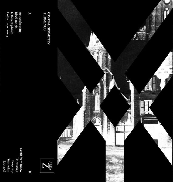 Image of [AREAZT001] CRYSTAL GEOMETRY - TERMINUS