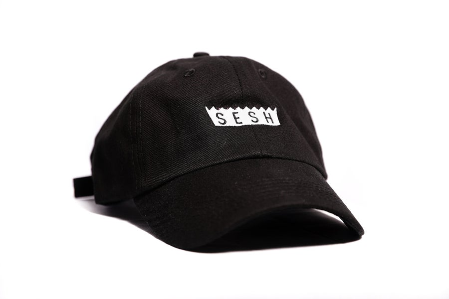 Image of SESH embroidered hat