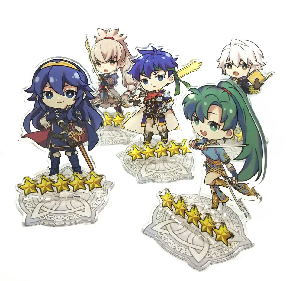 Image of FEH Acrylic stand