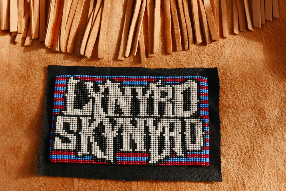 Image of Lynyrd Skynyrd patch