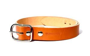 Image of Heavyweight Belt - Tan