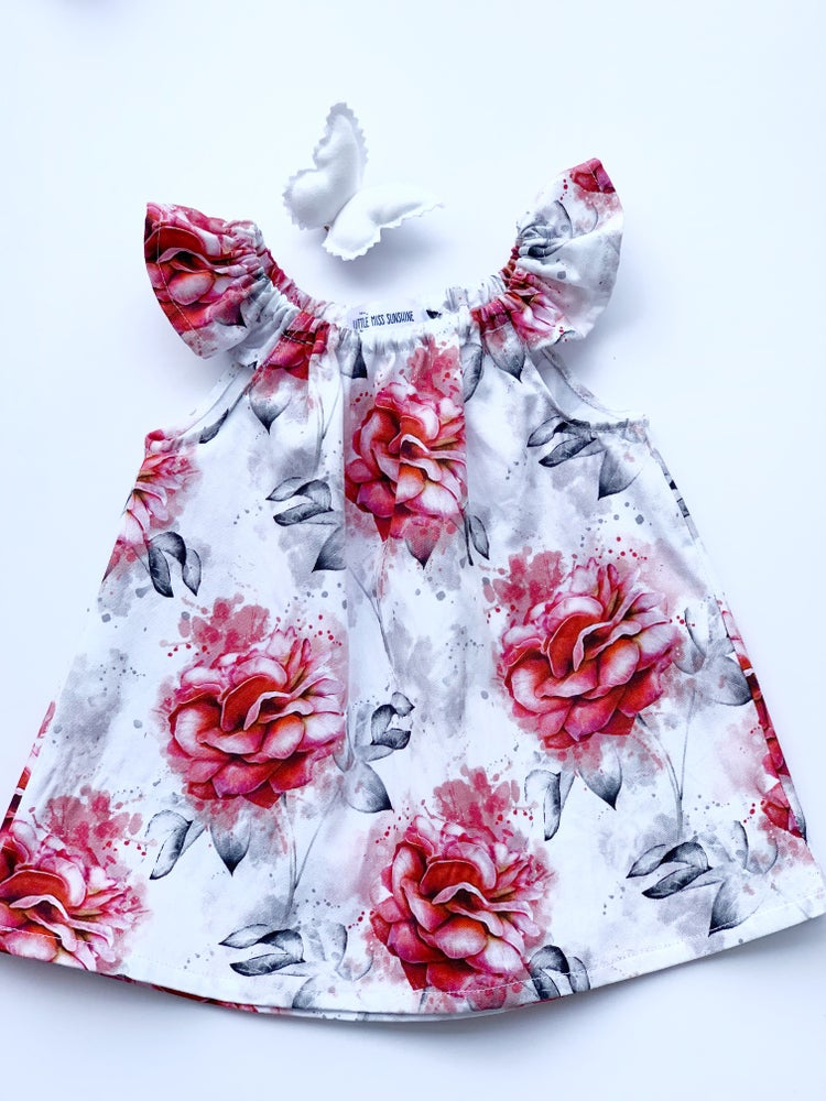 Image of  floral top