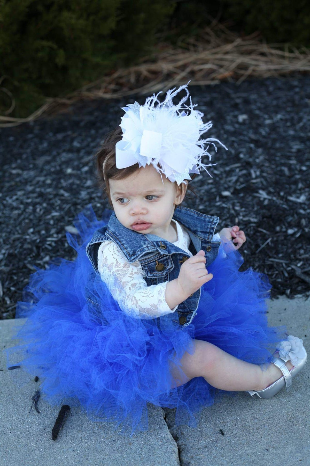 Image of Royal Blue Tutu
