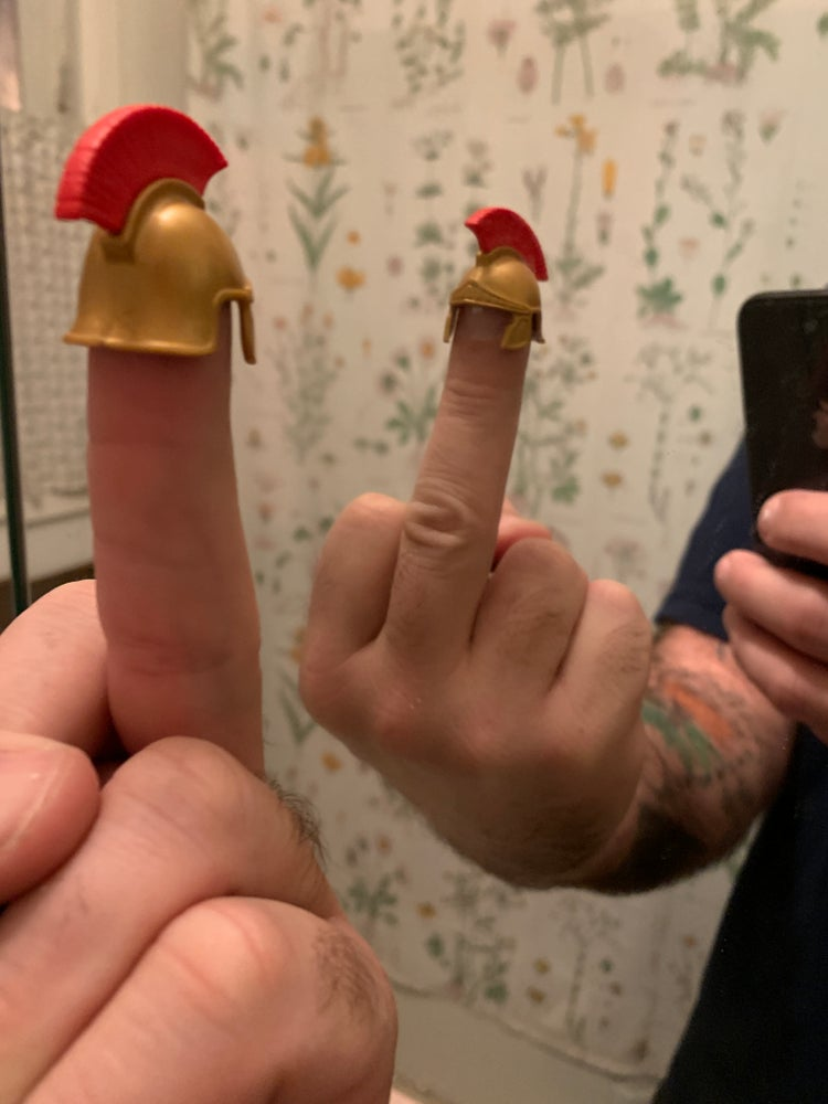 Image of Middle Finger Accessories (5pack)