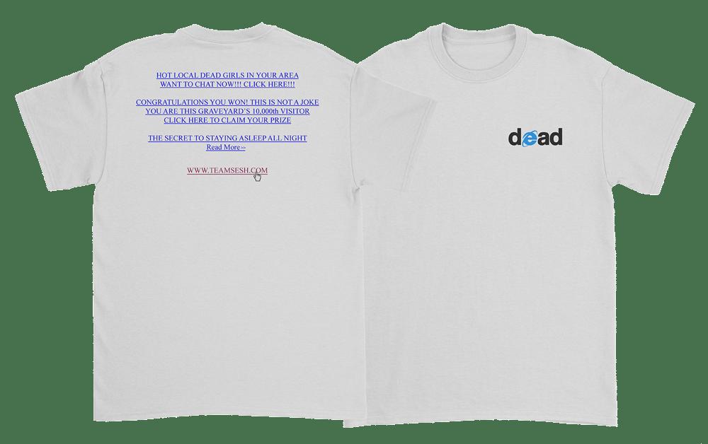 Image of DeadExplorer short sleeve