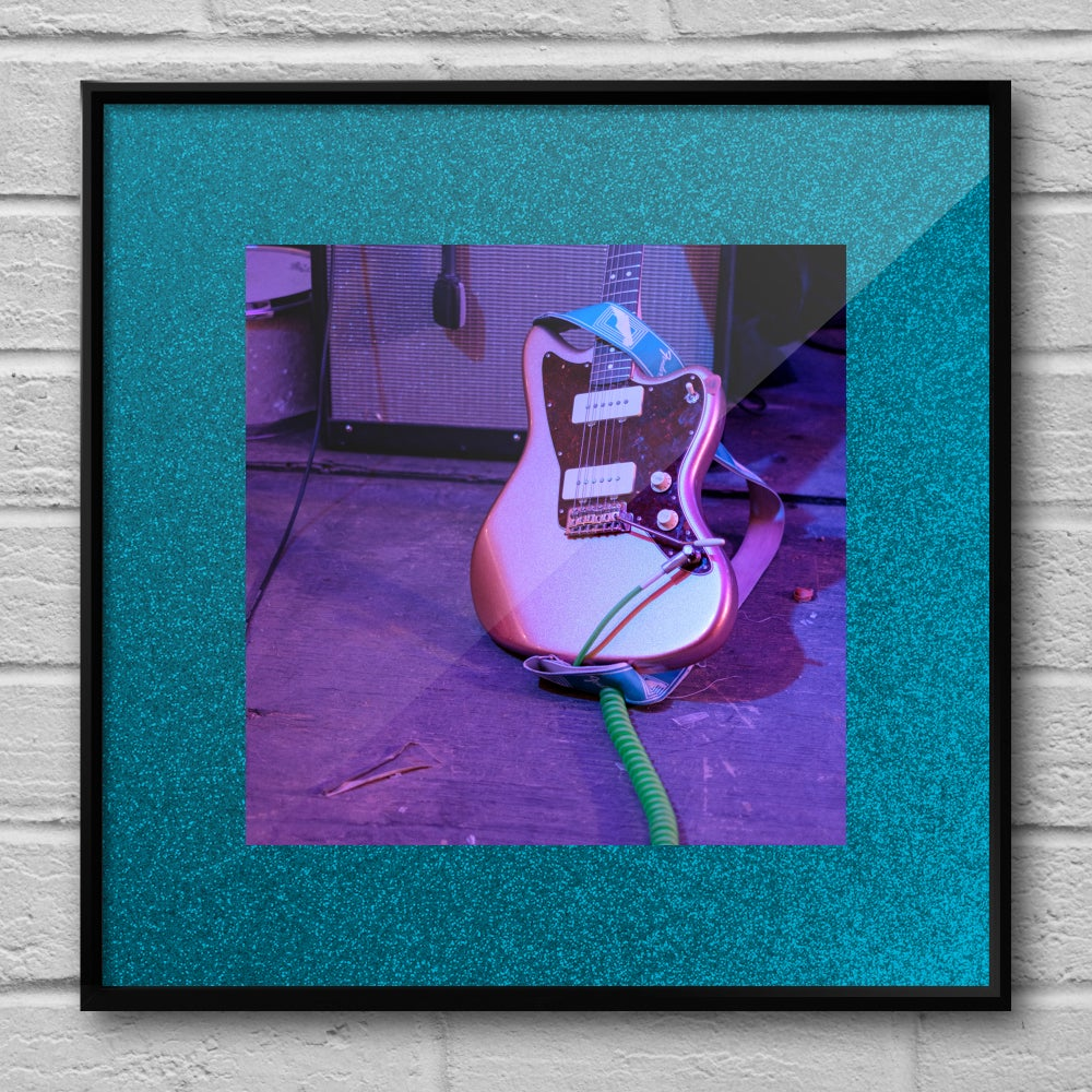 Image of Purple Guitar