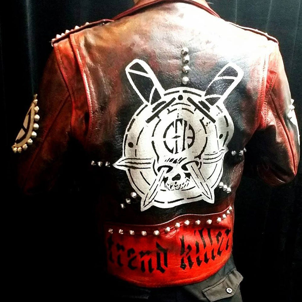 Image of Trendkiller Leather Jacket
