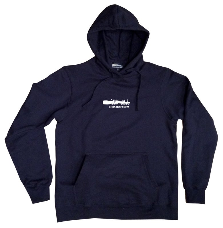 Image of DOMEstics. Soldiers Hoody (Black)
