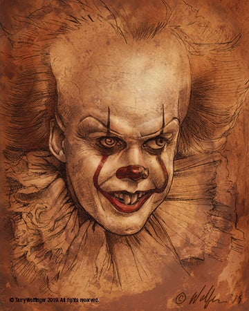 Image of Pennywise 2017