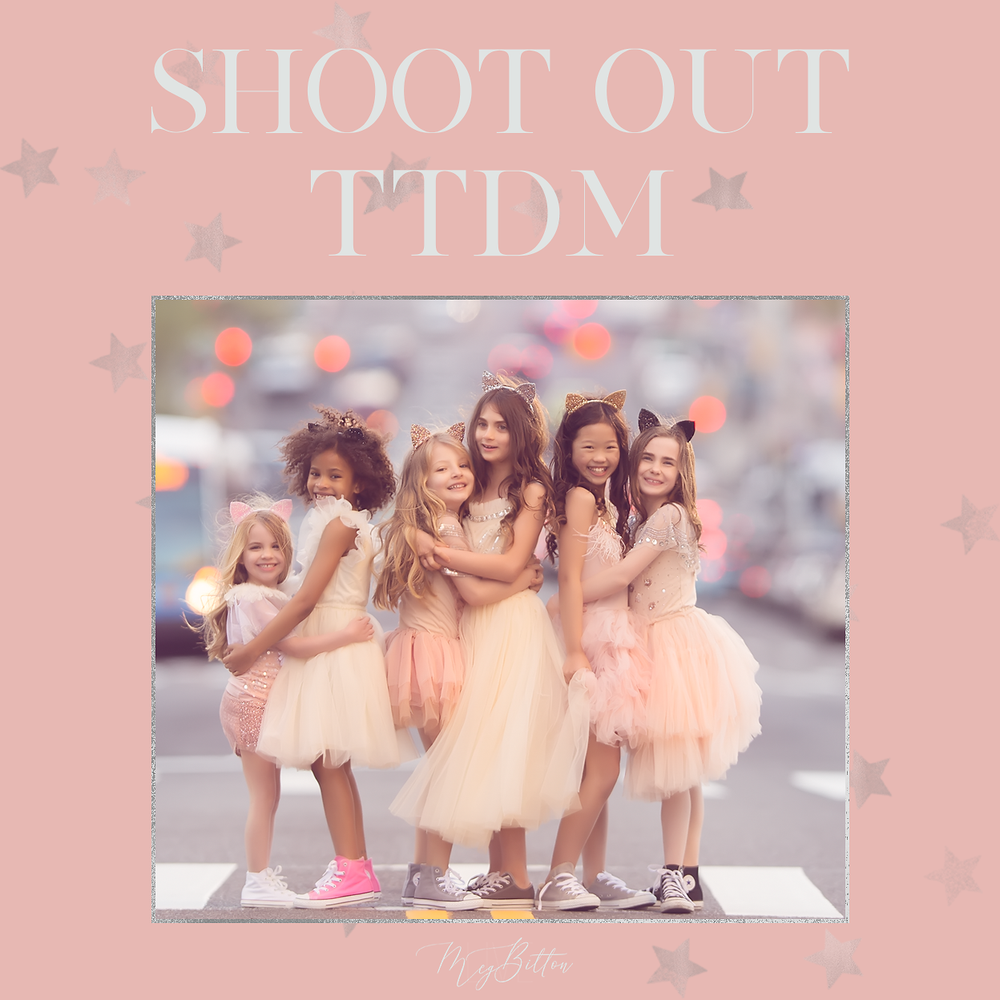 Image of Tutu Du Monde Bring your own child shoot out