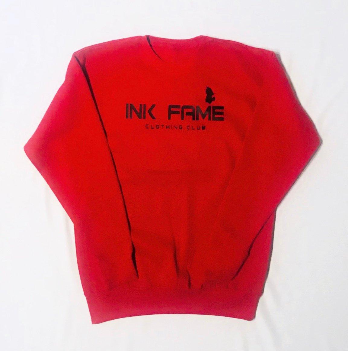 """Image of Ink Fame """"Classic"""" Sweatshirt"""