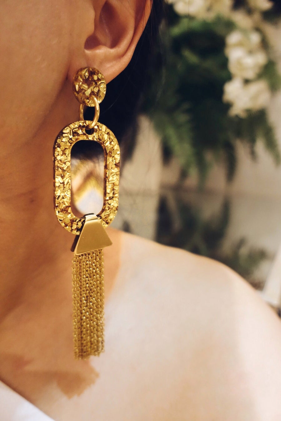 Image of The Opu earrings