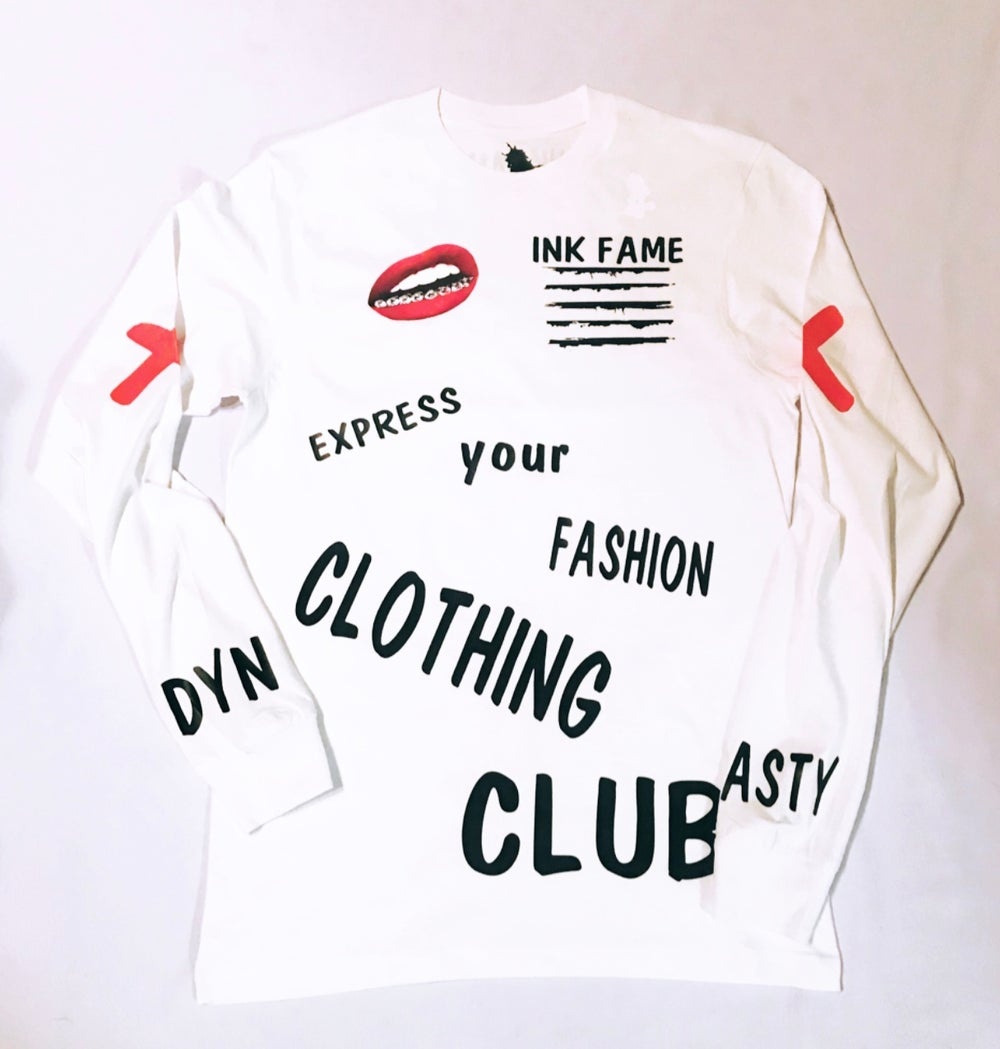 "Image of Ink Fame Clothing Club ""Ladies Dynasty"" Sweater"