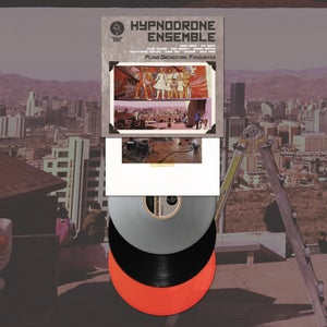 Image of Hypnodrone Ensemble 'Plays Orchestral Favourites' 12""
