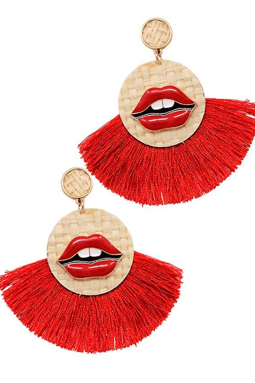Image of Kiss Me Earrings