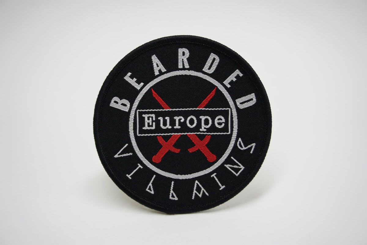 "Image of Collectible Patch "" BV EUROPE """