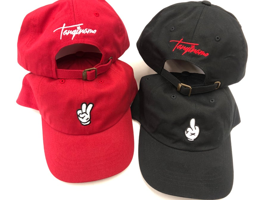Image of TANGINAMO V2 DAD HAT