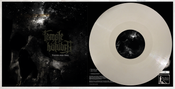 """Image of Temple Koludra Tooth and Nail EP 12"""" White marbled vinyl"""