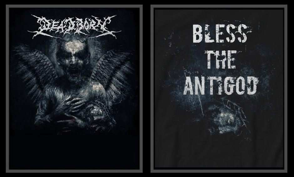 Image of T-Shirt - Dogma Anti God