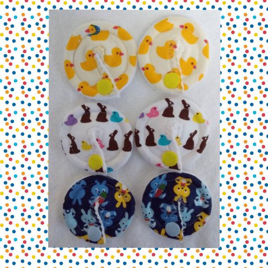 Image of Easter Springtime Tubie Pads!
