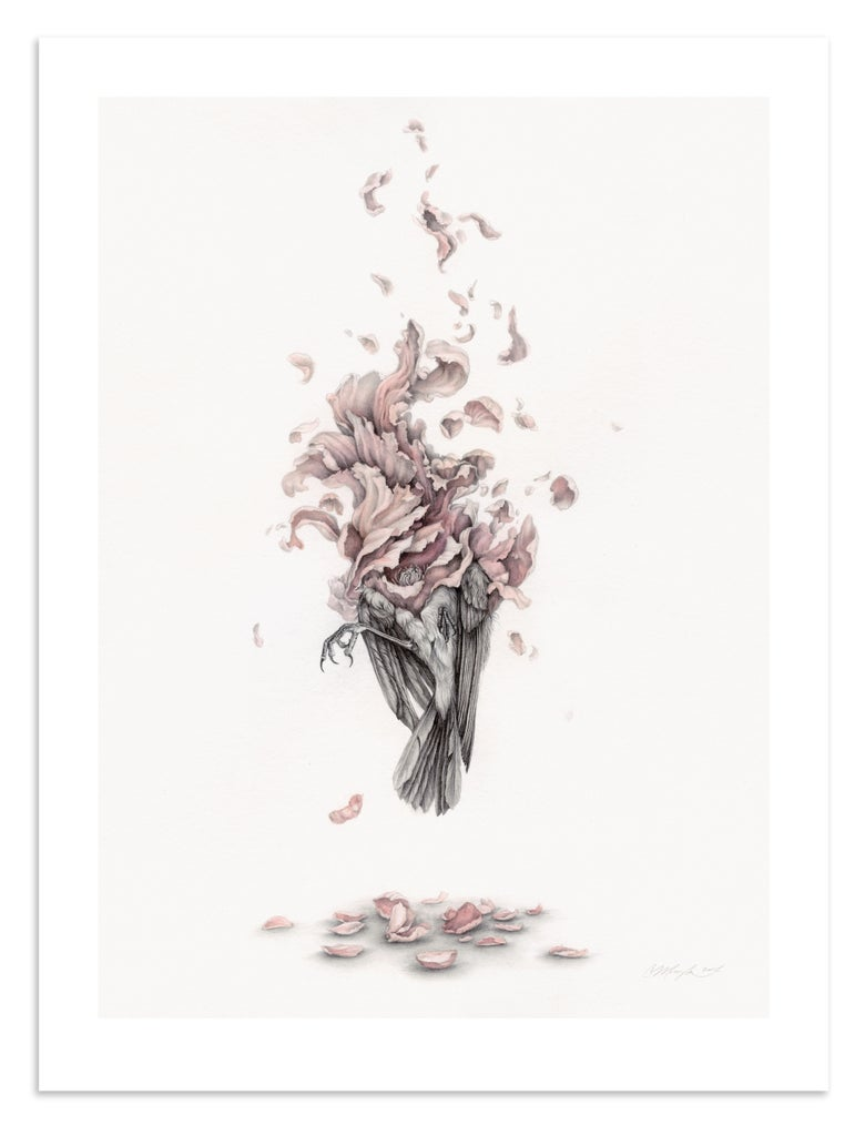 Image of Unravel - Limited Edition Print