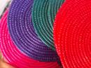 Image of Woven Sisal colored Earrings