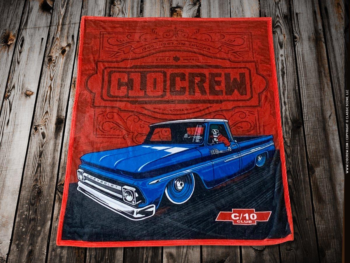 Image of *PRE-ORDER* 1964-1966 C10 | large blanket