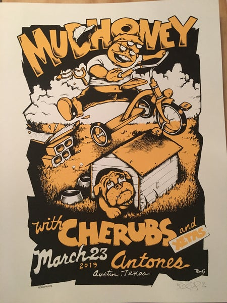Image of Mudhoney with Cherubs, Xetas - Austin 2019