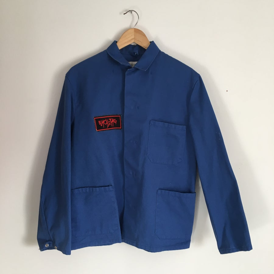 Image of Custom French worker jacket