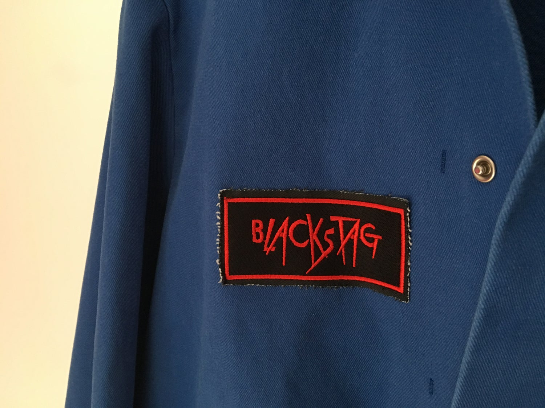 Image of Custom French worker jacket