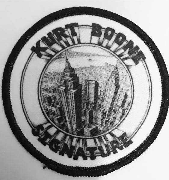 Image of Kurt Boone Signature Patch