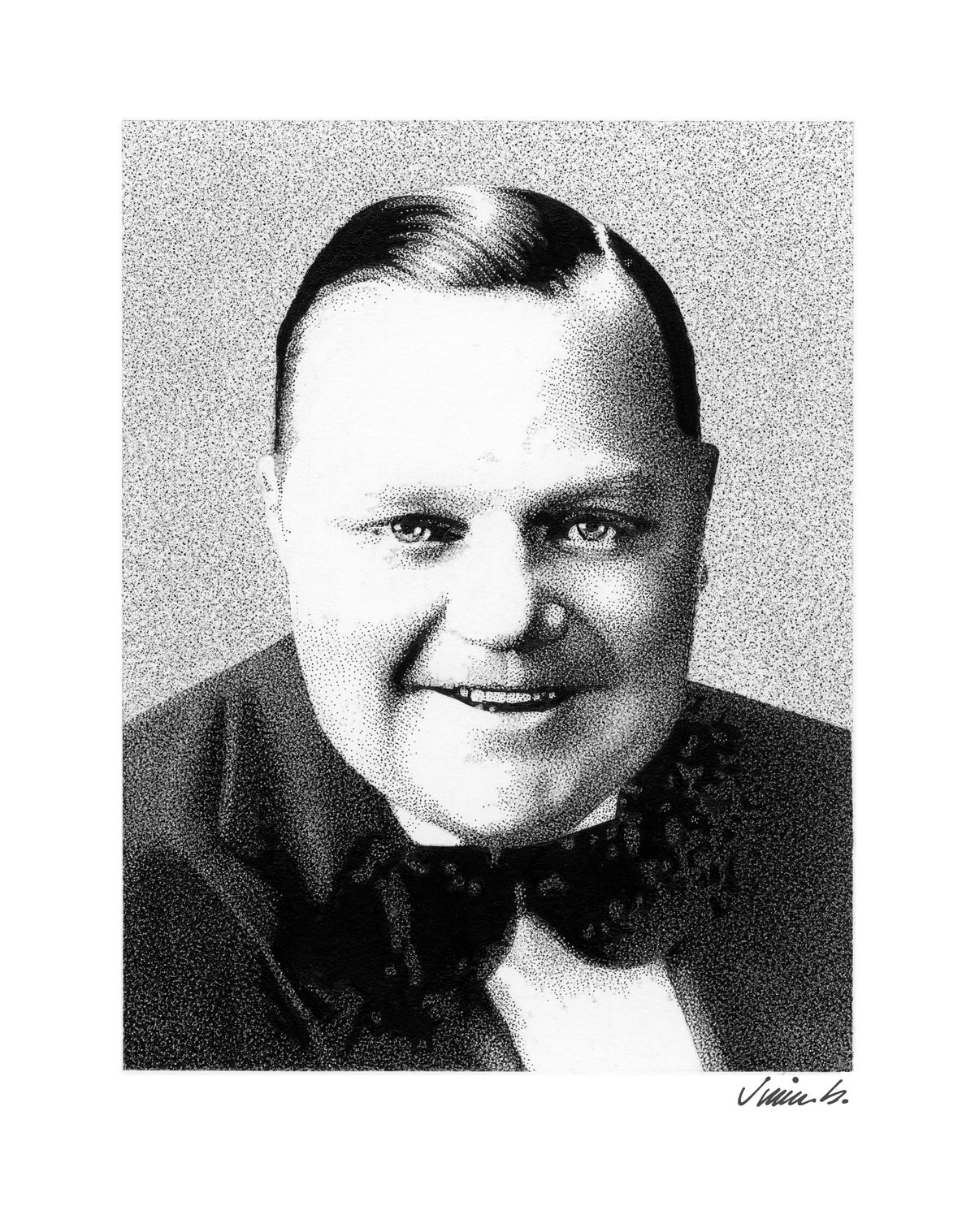 Image of FATTY ARBUCKLE photo print