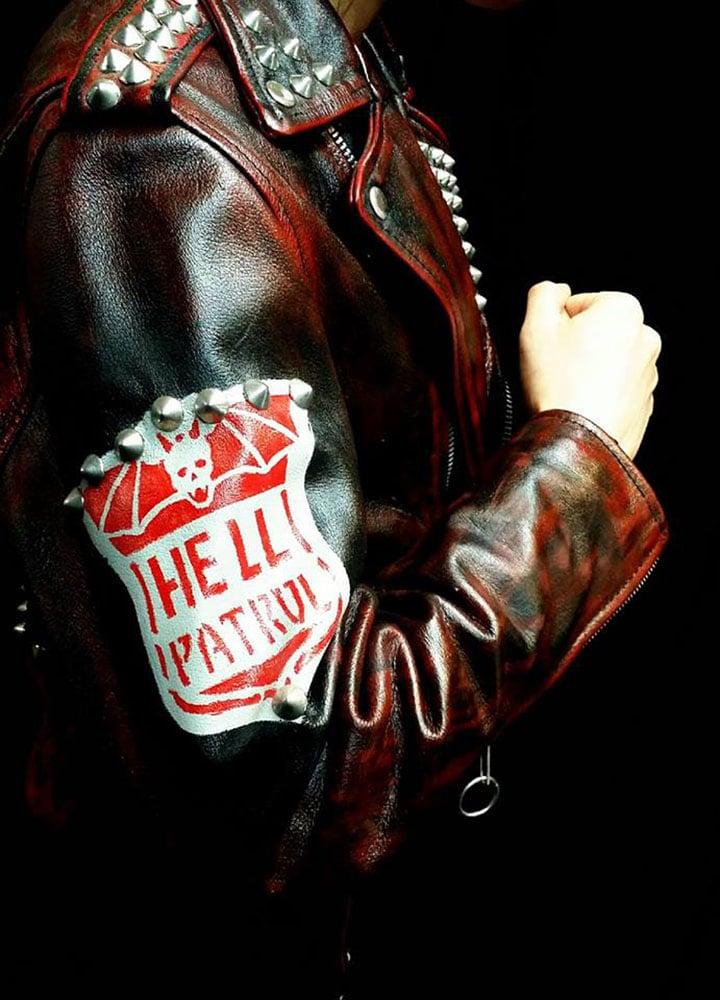 Image of Trendkiller Leather Jacket