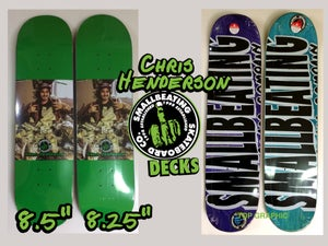 Image of WIN SOME- CHRIS HENDERSON DECK