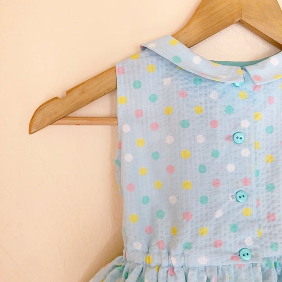 Image of Do the Polka Tennis Dress