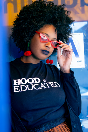 Image of Hood & Educated