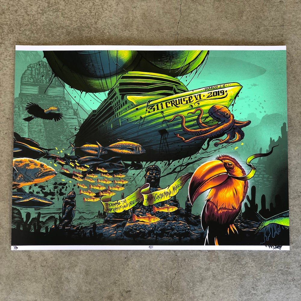 Image of 311 Cruise Posters