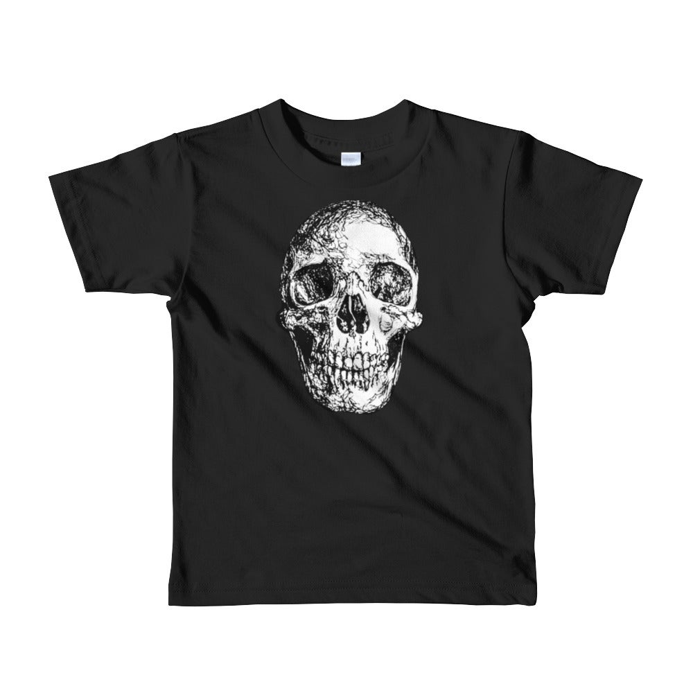 Image of Toddler Skull Tee