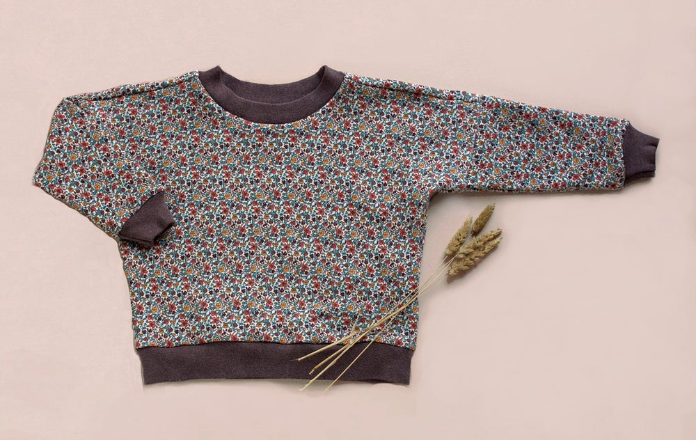 Image of Liberty of London floral sweater